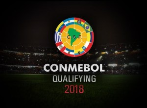 WorldCup2018 CONMEBOL Qualifiers