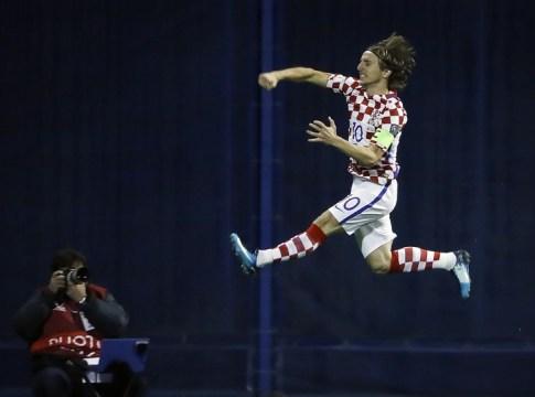 WorldCup2018 Modric