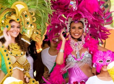 World Cup 2018 Group G Carnival Panama