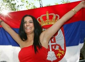 Serbia-fan