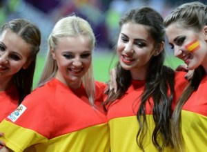 Spain-fans