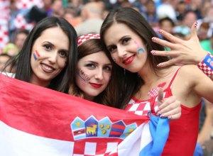 croatian fans