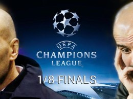 UEFA Champions League Zidane Guardiola