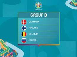 euro2020 group b