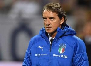 EURO 2020 Roberto Mancini italy