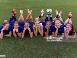fotbal feminin USA Olympics 2020