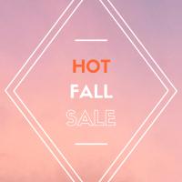 Hot Fall Sale!