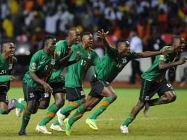 Zambian win