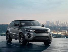 Range Rover Evoque Limited Edition