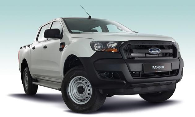 trak pikap murah, ford ranger xl standard