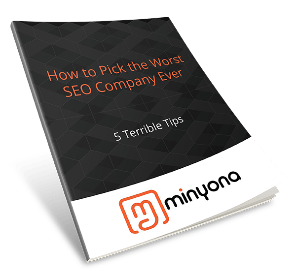 free e-book on how to pick an seo company