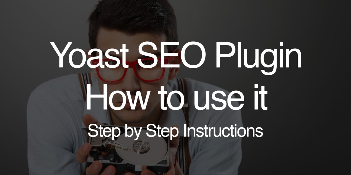 How to use the yoast seo plugin