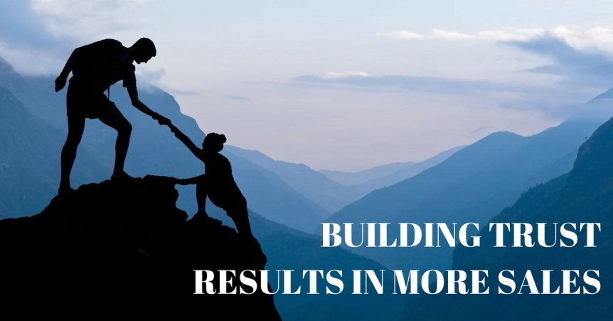 building trust in a business relationship