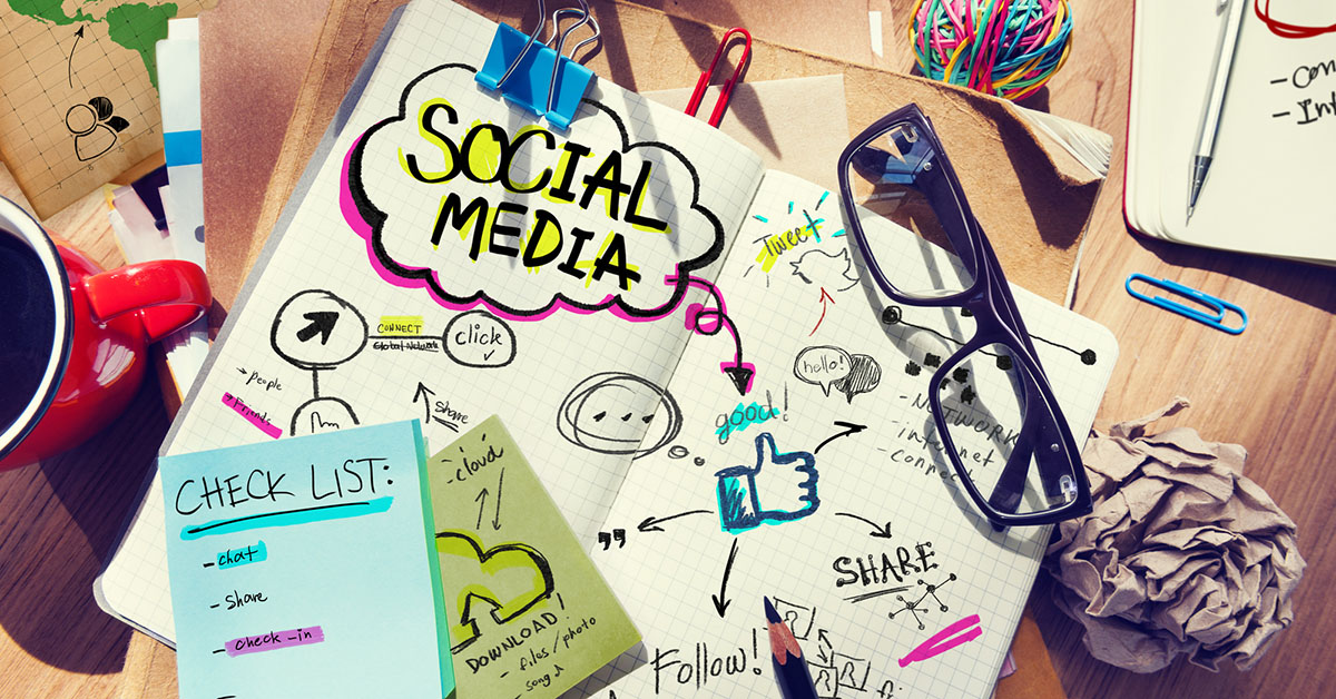 writing for different social media platforms