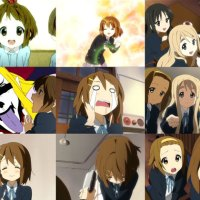 K-On! episode one screen cut
