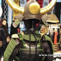 Samurai Armour Grand Exhibition Tokyo