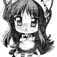 Chibi Mio Akiyama