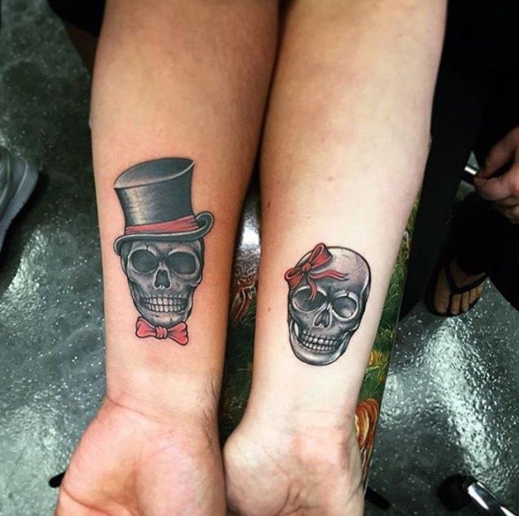 Tatuajes Para Parejas 46 Diseños Para Demostrar El Amor Verdadero