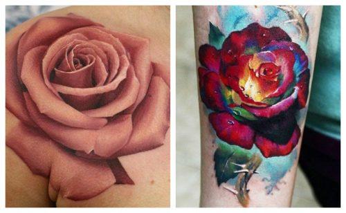 Tatuajes De Rosas 10 Hermosos Diseños Para Ti 2019mioestilo