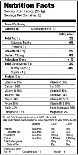 310 Shake Nutrition