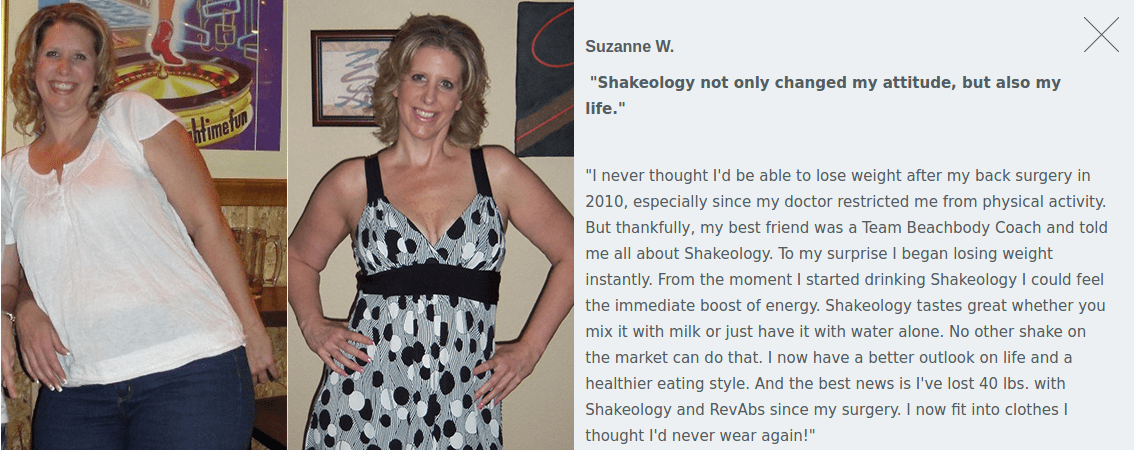 shakeology customer review 2
