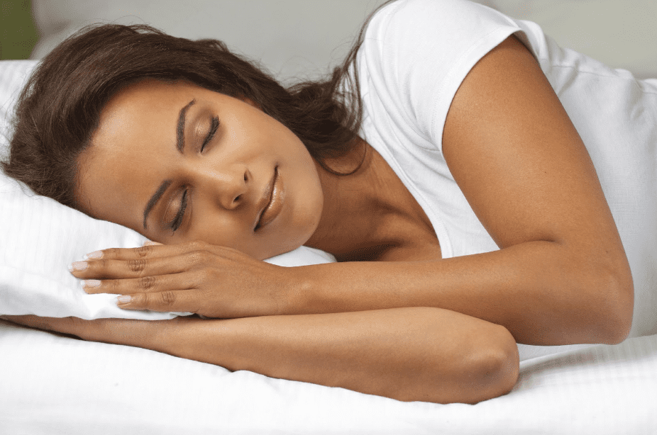 proper sleep position to avoid neck pain