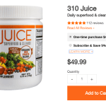 310 Juice Reviews