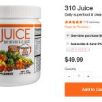 310 Juice Reviews
