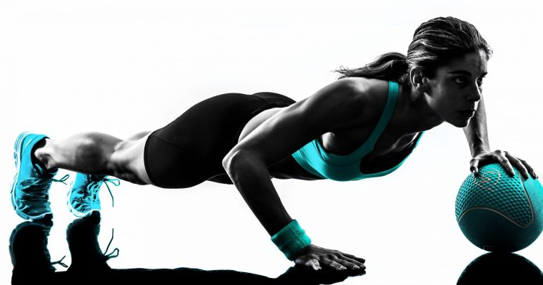 One Exercise that works the whole body