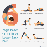 6 Yoga Poses and Tips to Alleviate Back Pain