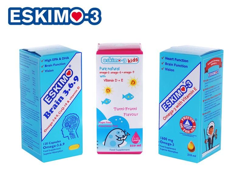 Eskimo 3 Fish Oil reviews