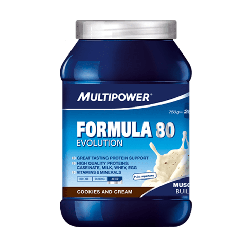 multipower formula 80 review