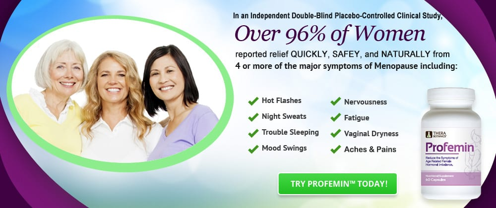 profemin menopause reviews