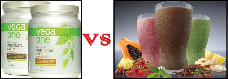 Vega One vs Shakeology Review