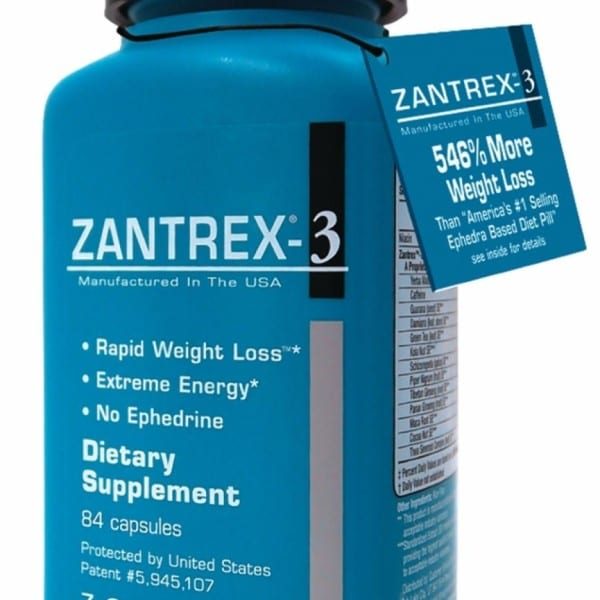 Zantrex 3 weight loss review