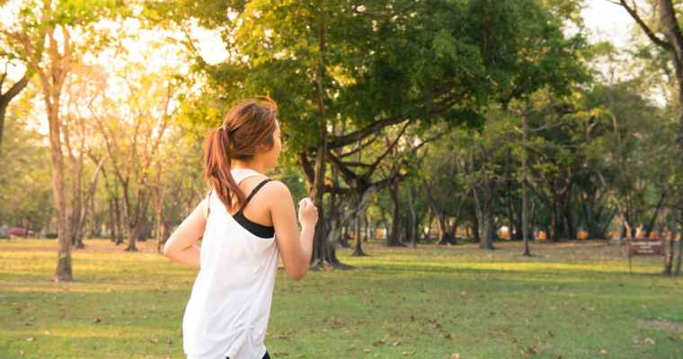 How Running Improves Your Health in 5 Ways