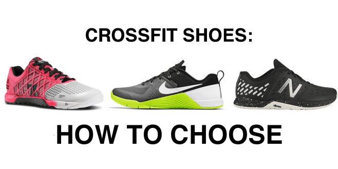 4 Best CrossFit Shoes on the Market – Miosuperhealth 071d367ede