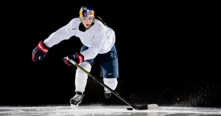 Health Benefits Of Playing Ice Hockey