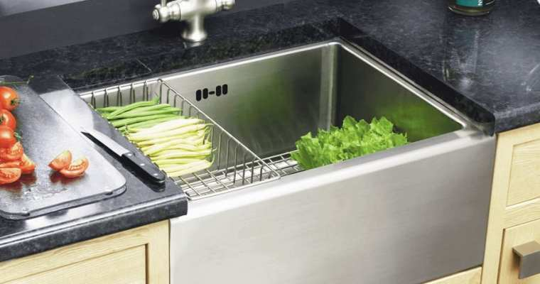 Stainless Steel Sinks- 6 Tips on Shopping for a Stainless-Steel Sink