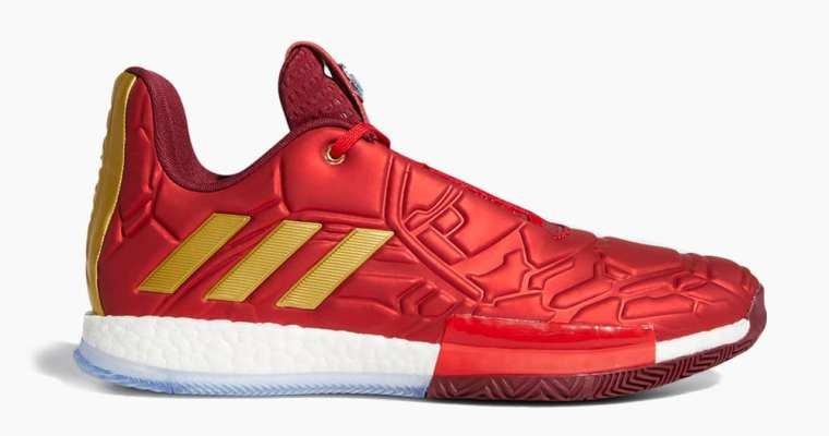 """Adidas Releases Avengers """"Heroes Among Us"""" Sneaker Collection"""