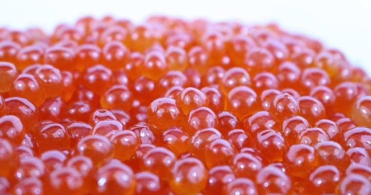 What is the strength of red caviar?