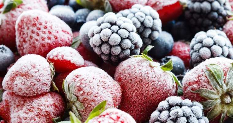 Best Blender For Your Frozen Fruit