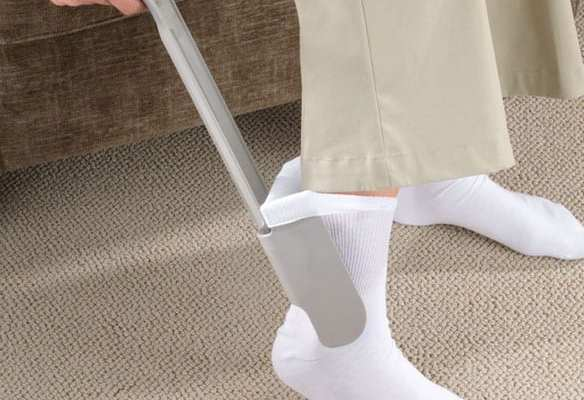 How to Choose a Proper Sock Helper for the Disabled?