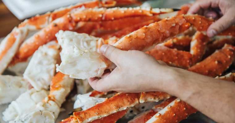 Where to buy king crab legs