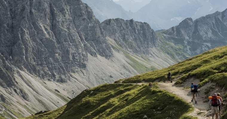 Fitness Preparation for Mountain Hiking