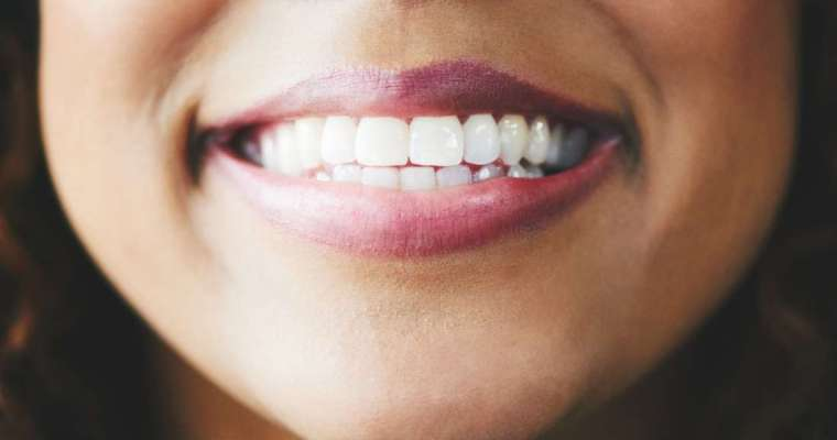 Healthy Nutrition For Healthy and White Teeth