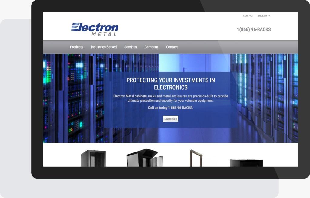 Portfolio Mioudesign - Electron Metal