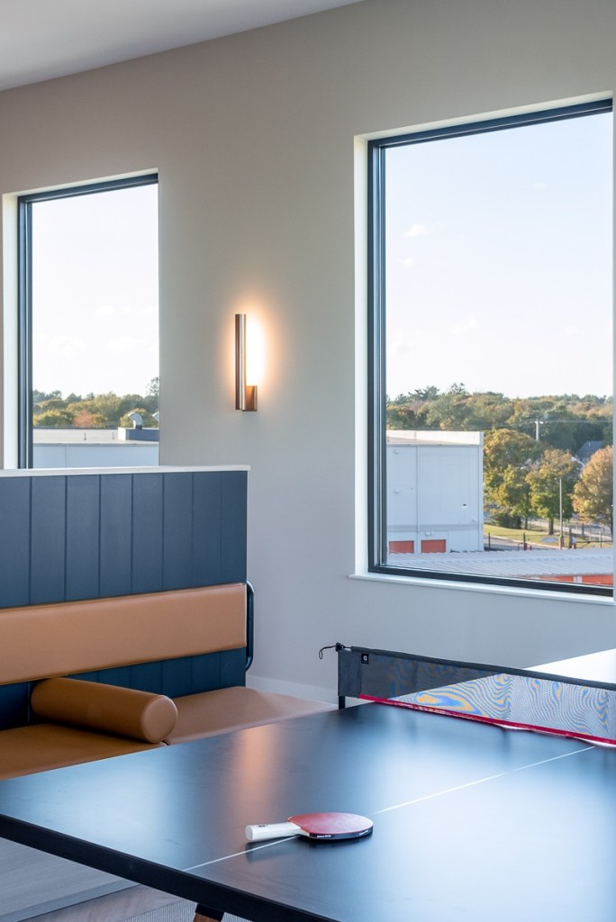 Community room with gorgeous views