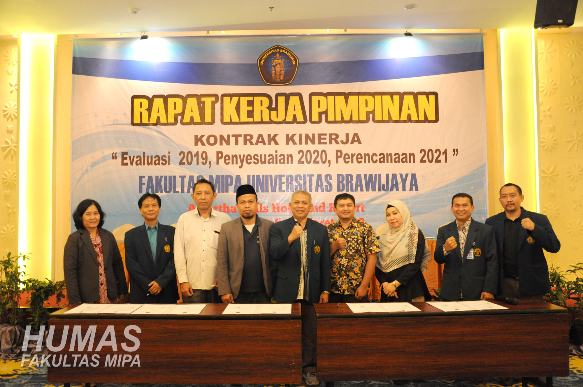 Rakerpim 2020, FMIPA will have new Actuarial program