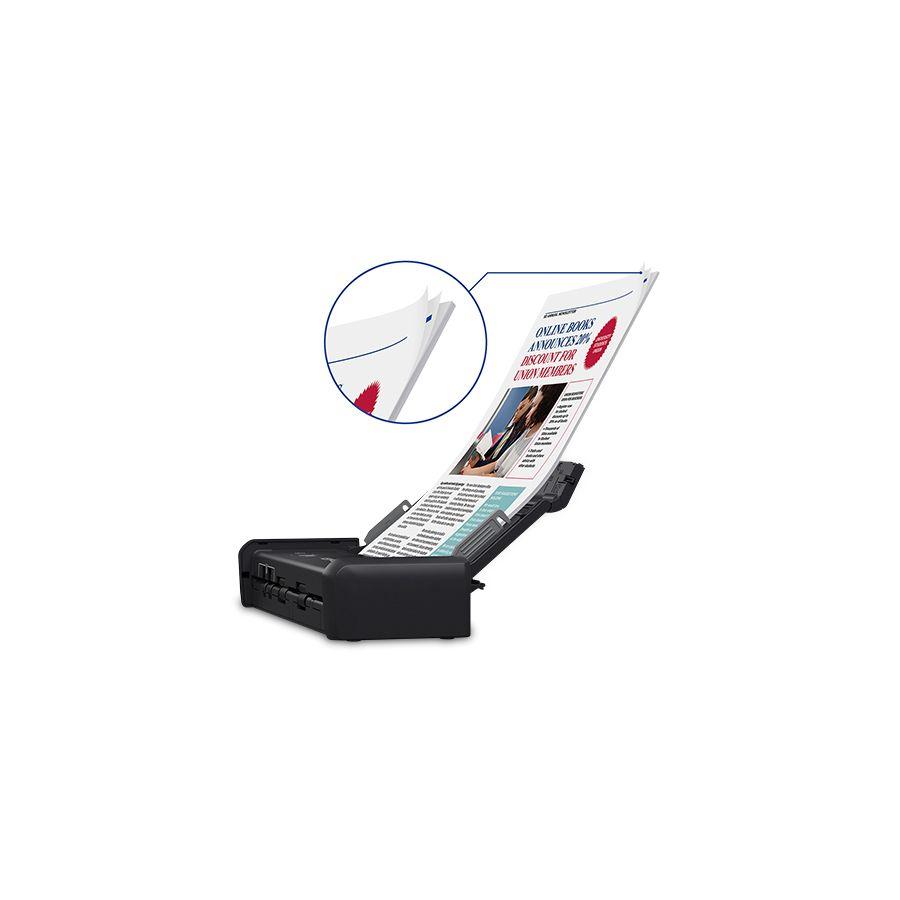 Scanner Epson Workforce Es-200, 600 X 600 Dpi, Escáner